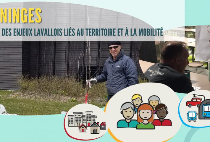 REMUE MÉNINGES – AUTOUR DES ENJEUX LAVALLOIS LIÉS AU TERRITOIRE ET À LA MOBILITÉ