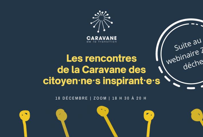 La rencontre de la Caravane – Des citoyen·ne·s inspirant·e·s
