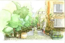 Guide d'aménagement pour ruelles vertes